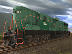 Carson Car Shops - Rolling Stock Downloads